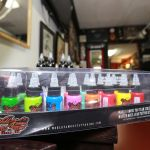 World famous tattoo ink - Master Mike Asian Color Set