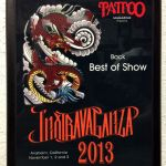 Tattoo Magazine Inxtravaganza 2013 Anaheim, CA-  Best Back of show
