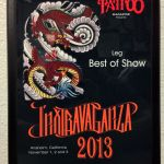 Tattoo Magazine Inxtravaganza 2013 Anaheim, CA-  Best Leg of show