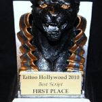 Tattoo Hollywood 2010- 1st place Best Script