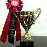 13th Annual Arizona Tattoo and Piercing Expo 2nd Place Best Oriental