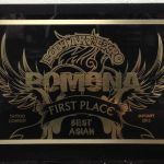 January 2013 Pomona Tattoo Expo 1st Place Best Asian