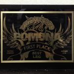 January 2013 Pomona Tattoo Expo 1st Place Best Leg