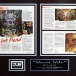 Master Mike featured in July-August 2011 issue of DUB Magazine