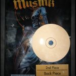 Musink Tattoo Convention Orange County March 2012- 2nd Place Best Back