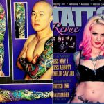 MasterMike's Work In Tattoo Revue Magazine