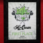 Ink For a Cause Ventura 2011- 1st Place Best Asian